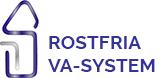 Rostfria VA-System Logotyp