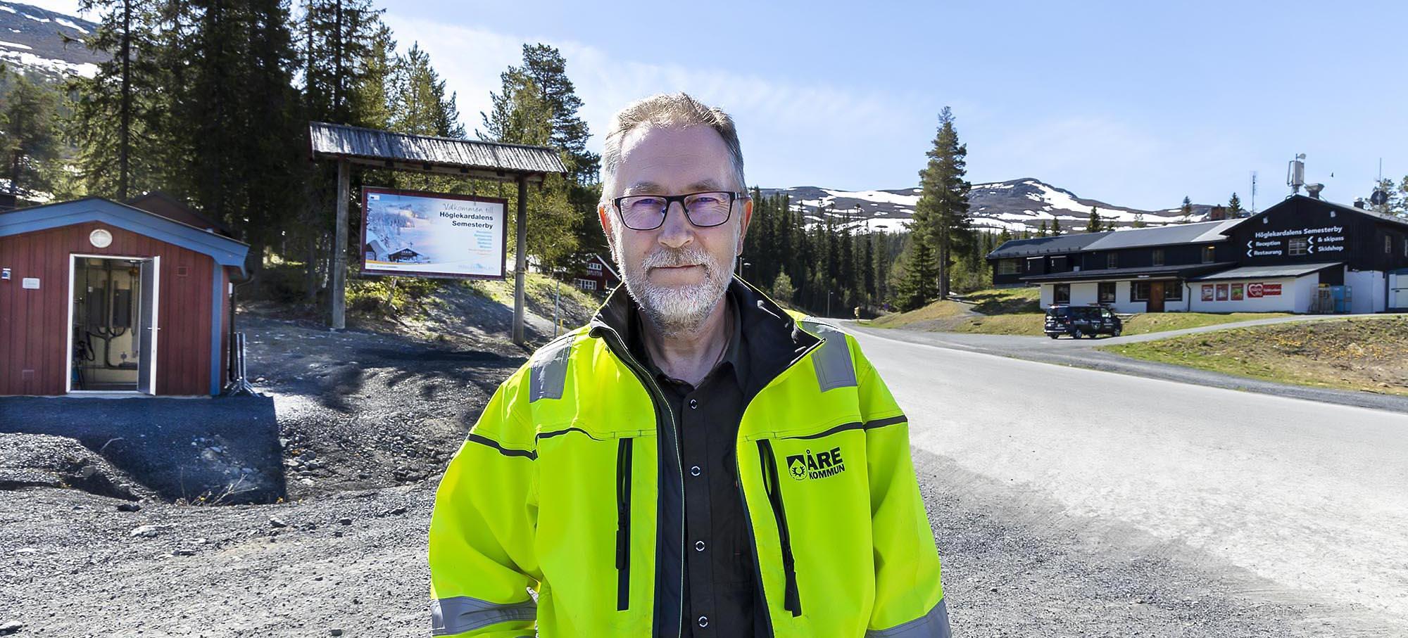 Lars Erik Eriksson Åre Kommun